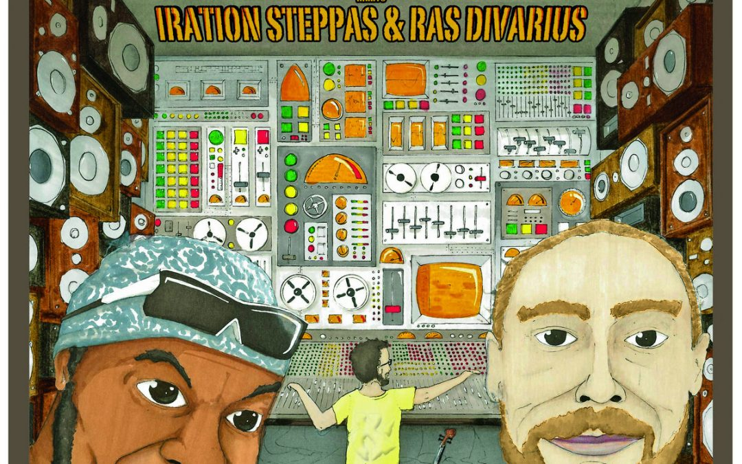 Weeding Dub Meets Iration Steppas & Ras Divarius – Sound System DNA / Gypsy Dub